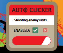 Autoclicker Warclicks